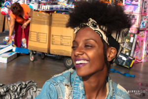 Marian Mereba shot Dtla by Melanesia Hunter for Hippiechiklifestyle